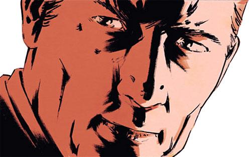 Green Hornet (Matt Wagner Dynamite Comics) face closeup