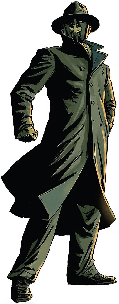 Green Hornet (Matt Wagner Dynamite Comics)