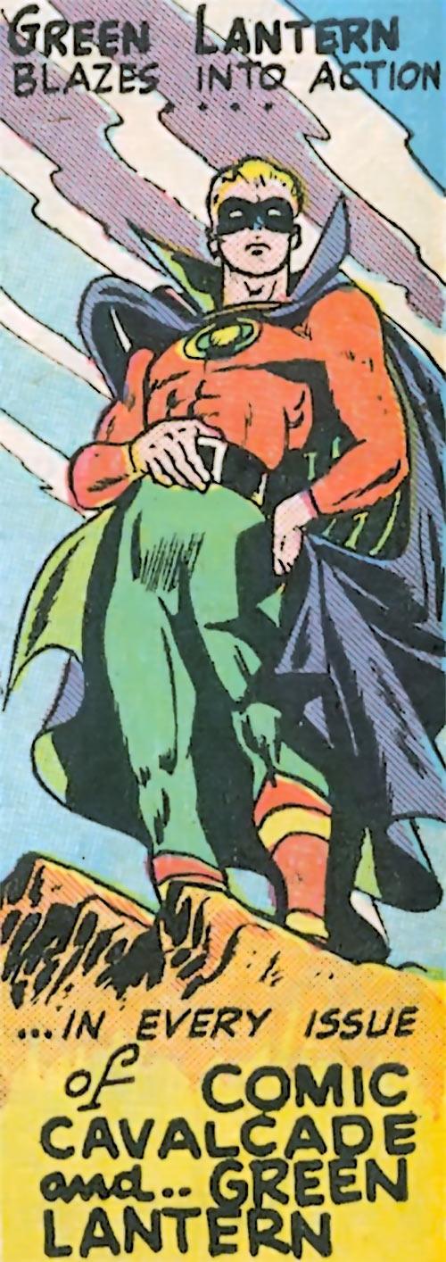 Green Lantern (Alan Scott) (DC Comics) announcement