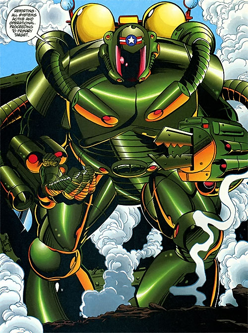 Grenade armor suit