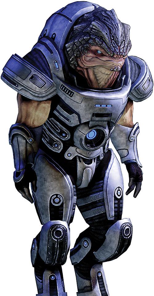 Grunt (Mass Effect 2)