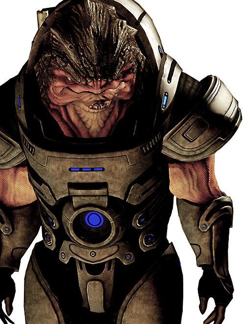 Grunt (Mass Effect 2) high-res armor