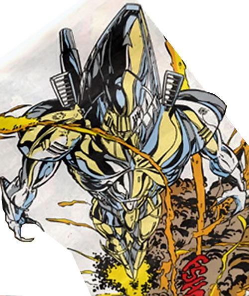 Gunship power armor (Marvel Comics)