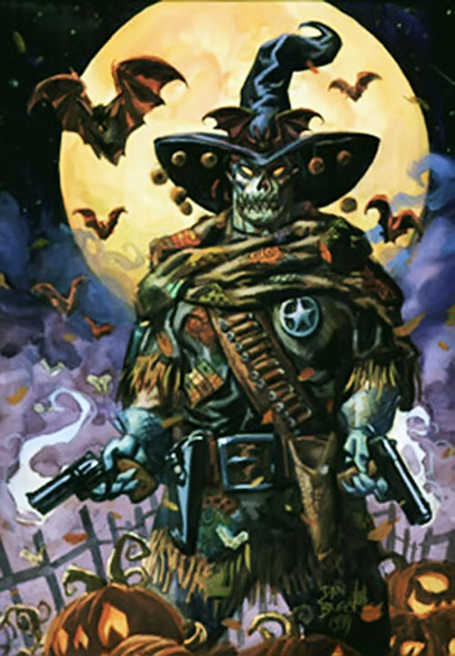 The Gunwitch from the Nocturnals
