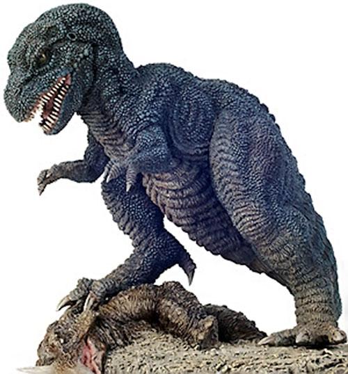 Gwangi the dinosaur statuette
