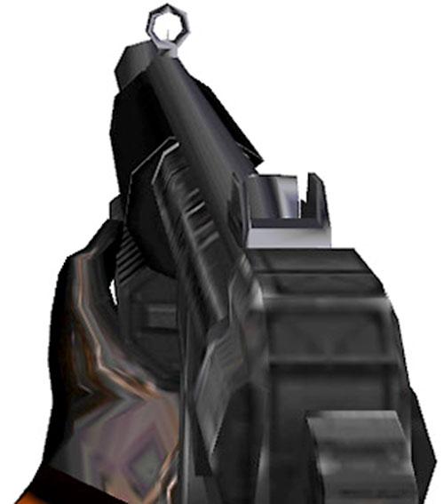 Half-Life video game SMG