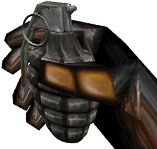 Half-Life video game grenade