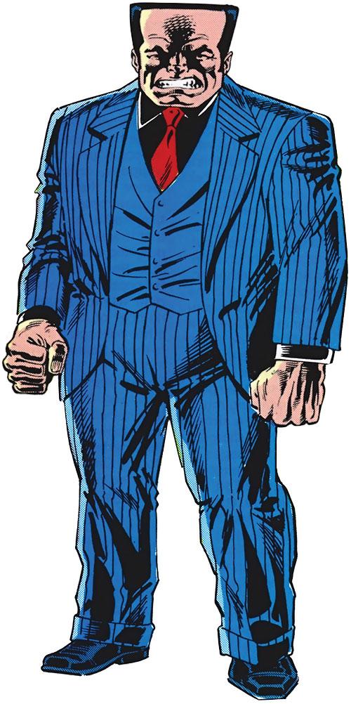 Hammerhead (Marvel Comics) (Spider-Man enemy)