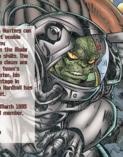 Hardball of the Bounty Hunters (Wildstorm Comics)