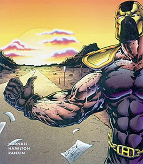 Hardcase (Ultraverse Malibu comics)
