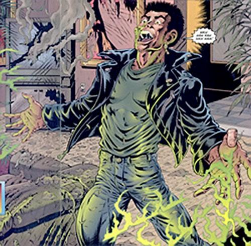 Hardwire (Ultraverse Malibu comics)
