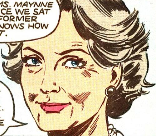 Harlequin (Molly Maynne) older