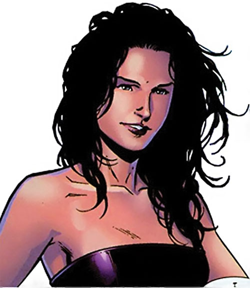 Hawkeye of the Young Avengers (Kate Bishop) (Marvel Comics) portrait