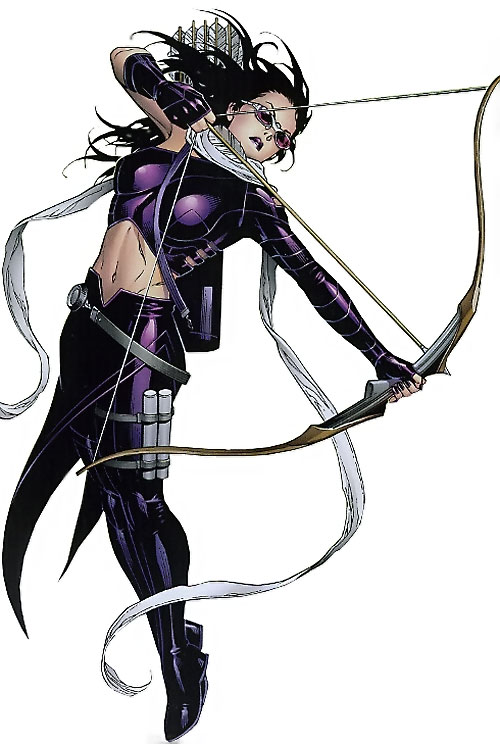 Hawkeye of the Young Avengers (Kate Bishop) (Marvel Comics)