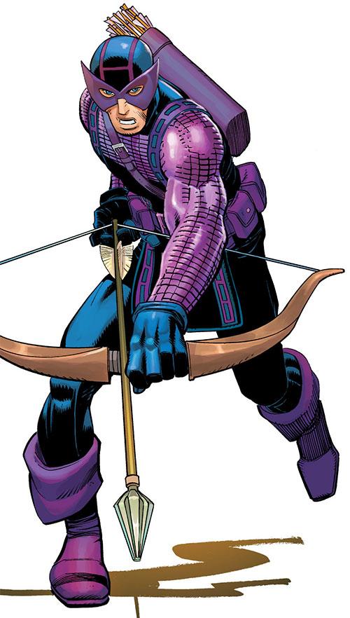 Hawkeye (Marvel Comics) by Romita Jr.