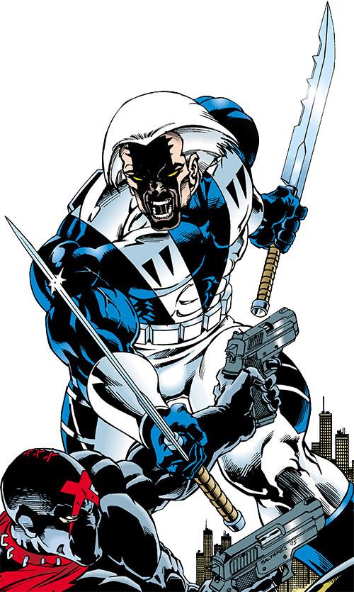 Headhunter (X enemy) (Dark Horse comics)