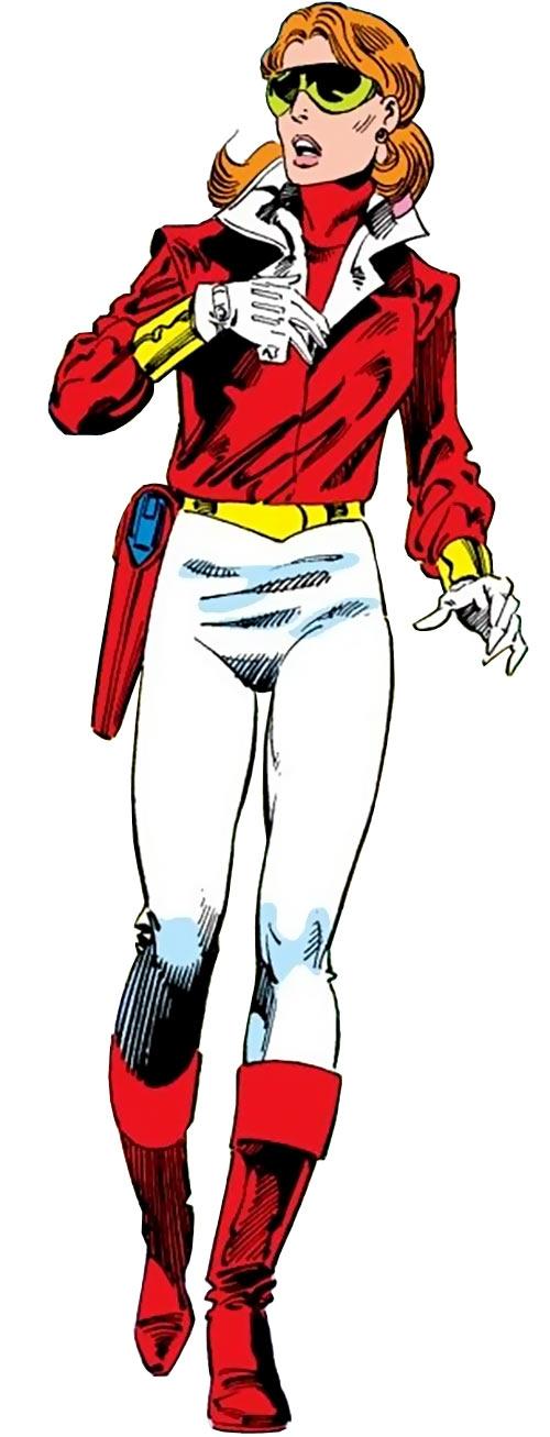Heather Hudson (Alpha Flight) (Marvel Comics)