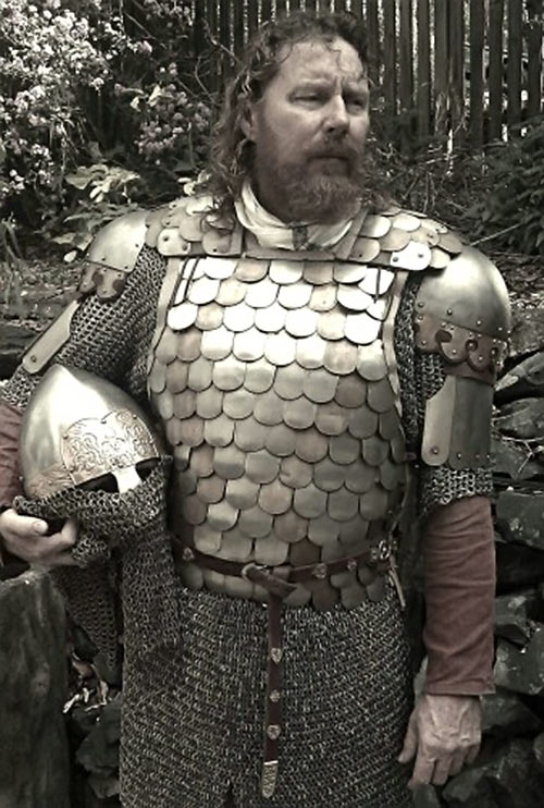 Heavy low-tech armour in RPGs guide - Tenth century Varangian armour