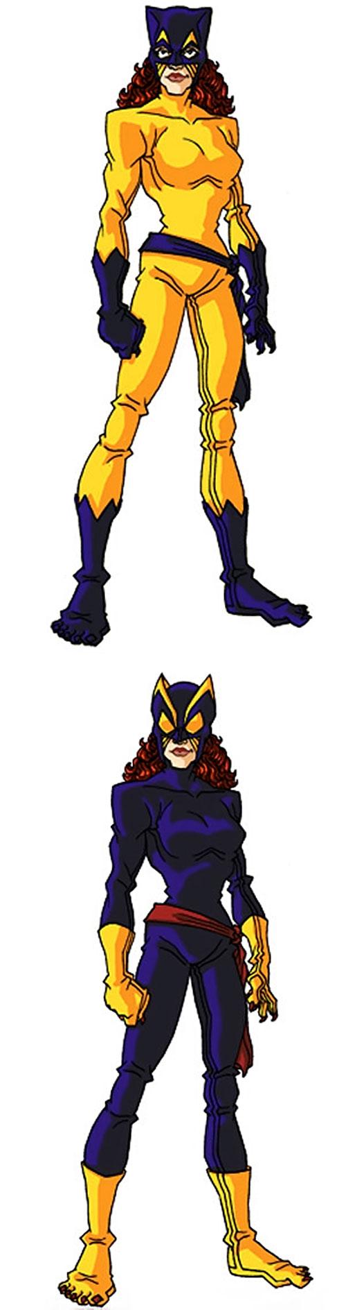 Hellcat (Patsy Walker) (Marvel Comics) by RonnieThunderbolts