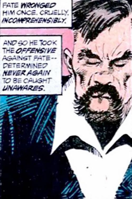 Henri Ducard (Batman character) (DC Comics) portrait