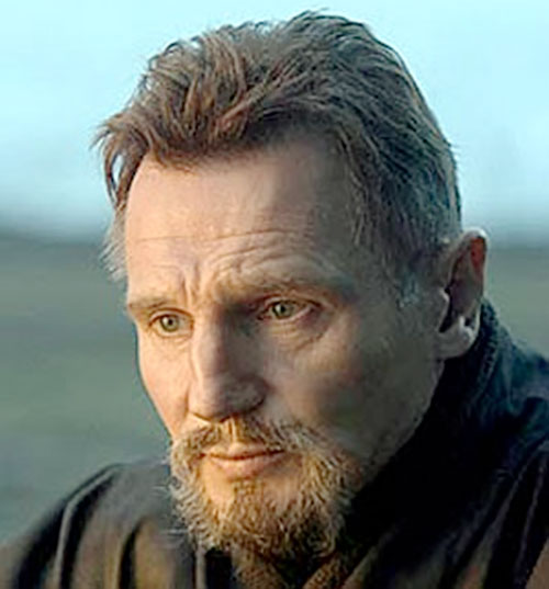 "Liam Neeson as ""Henri"" Ducard in Batman Begins 2/2"