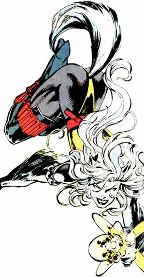 Hepzibah of the Starjammers (X-Men Marvel) by Jim Lee