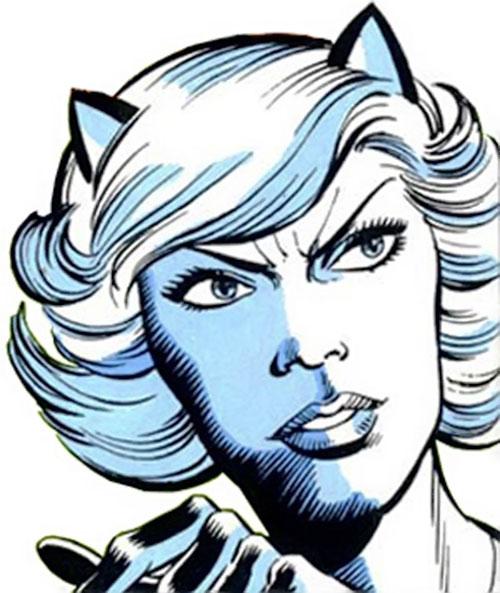 Hepzibah of the Starjammers (X-Men Marvel) portrait