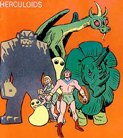 Herculoids (Hanna Barbera cartoon)