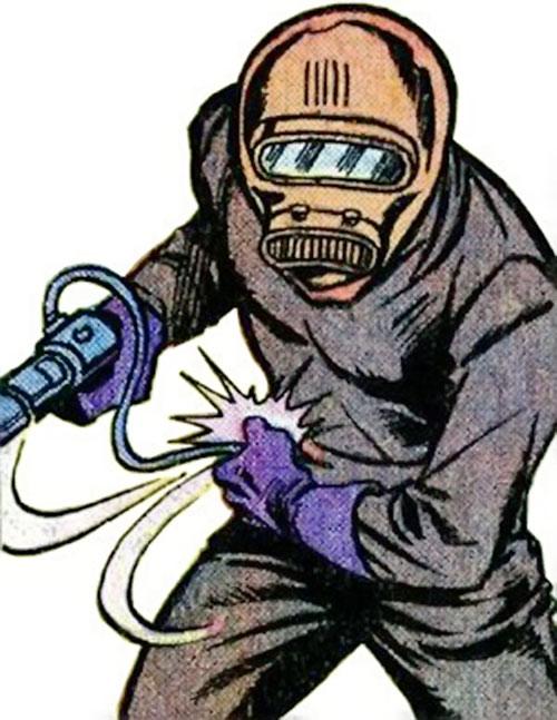 Hijacker (Marvel Comics)