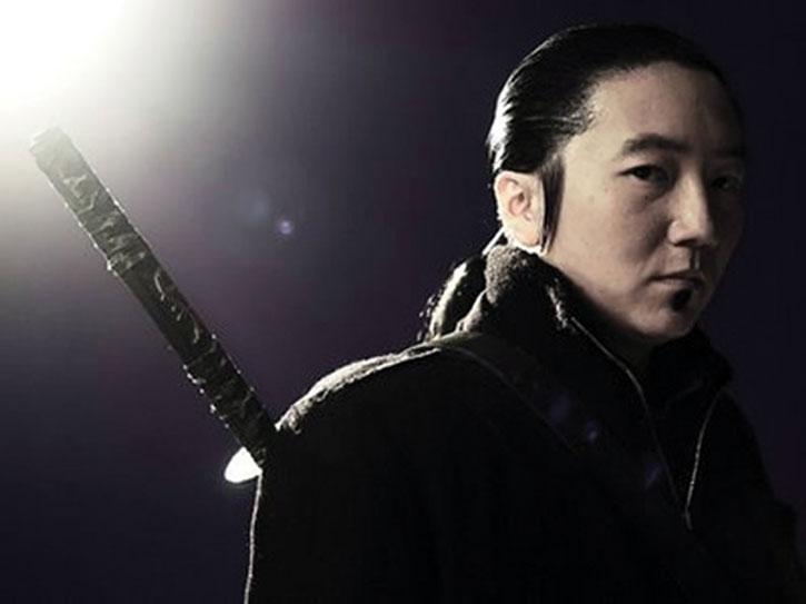 Hiro Nakamura (Masi Oka) in the future