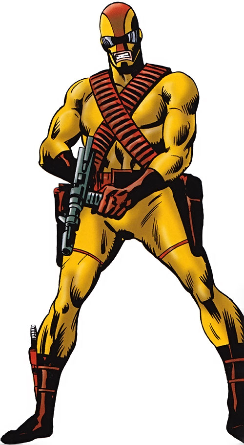Hitman (Burt Kenyon) (Spider-Man enemy)