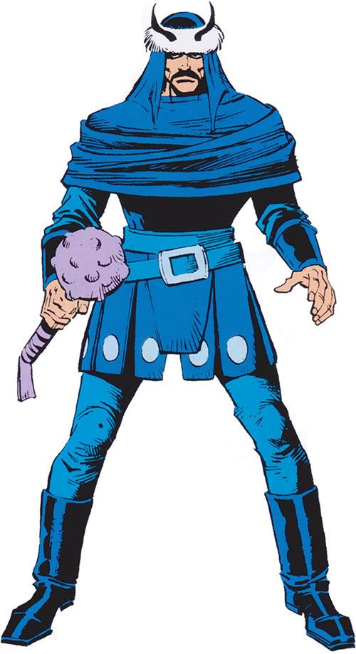 Hogun the Grim (Thor ally) (Marvel Comics)