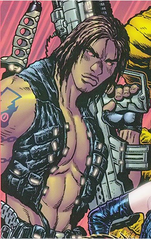Hollowpoint Ninja of the Livewires (Marvel Comics)