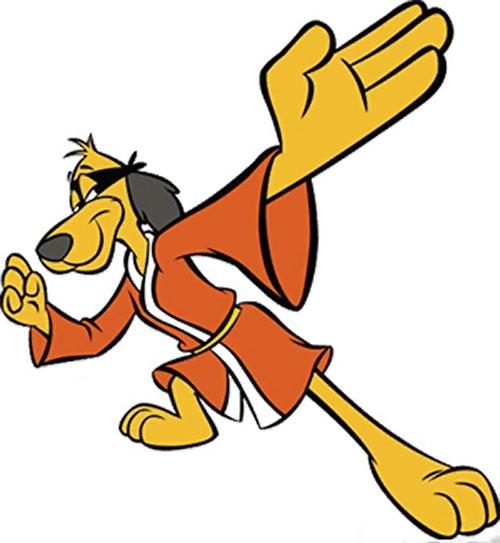 Hong Kong Phooey (Hanna-Barbera cartoon)