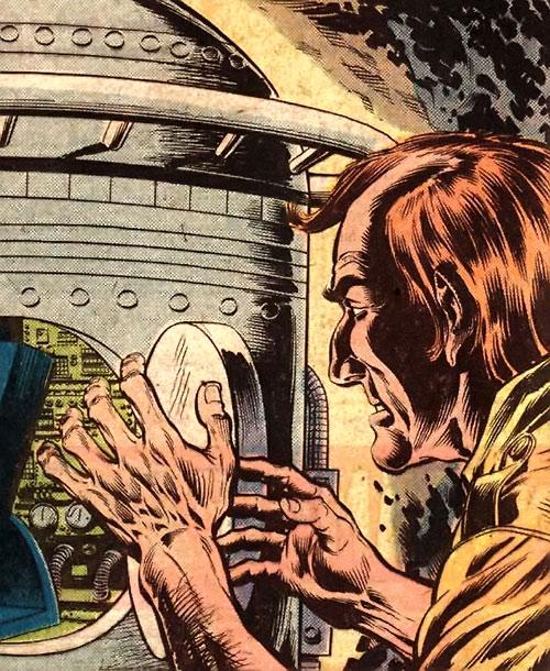 Horace Hobson (Time Warp DC Comics)