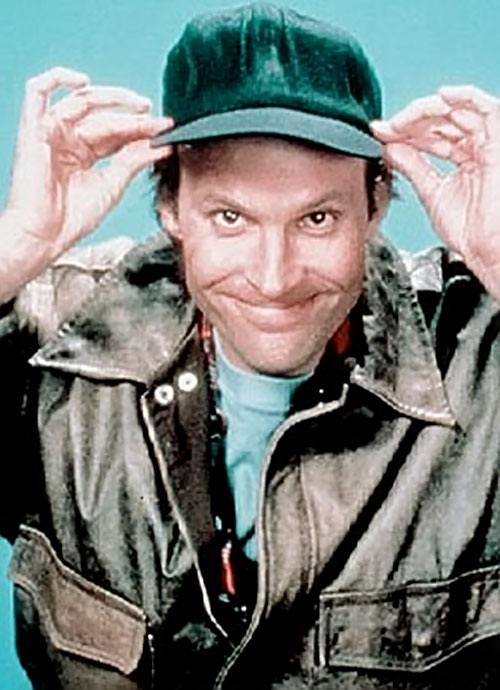 Howlin' Mad Murdock (Dwight Schultz in The A-Team)