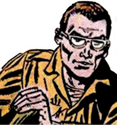 Hugh Evans of the Suicide Squad (DC Comics)