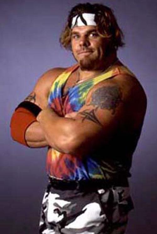 Hugh Morrus (wrestler)