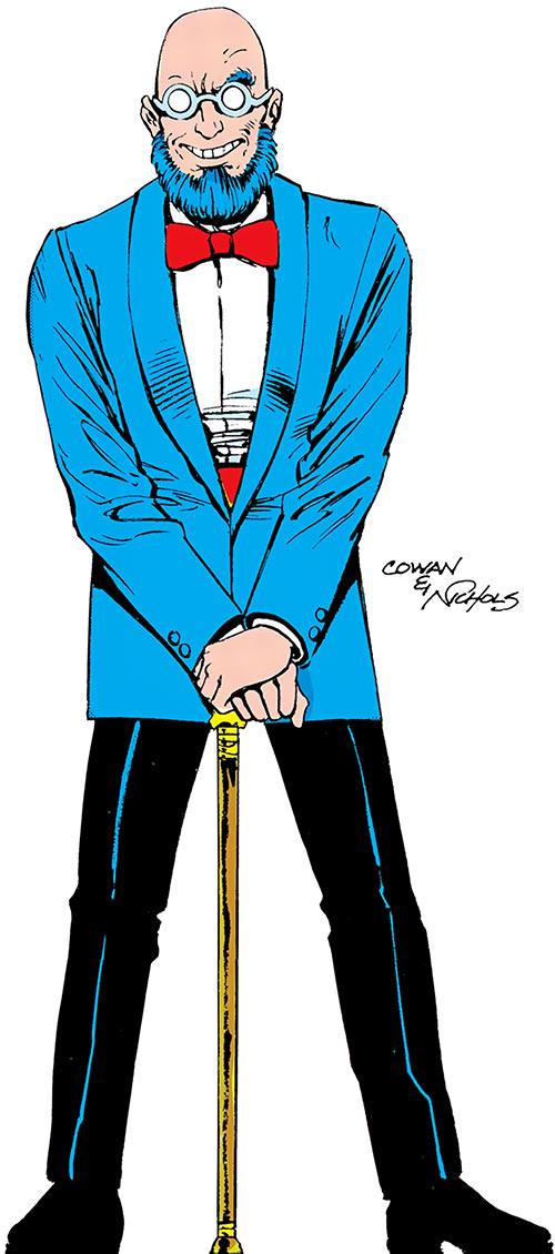 Hugo Strange (Batman enemy) (DC Comics)