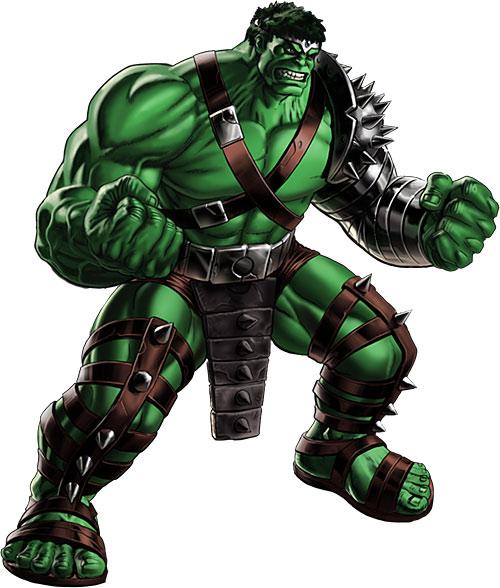 Hulk (Marvel Comics iconic) Planet Hulk gladiator