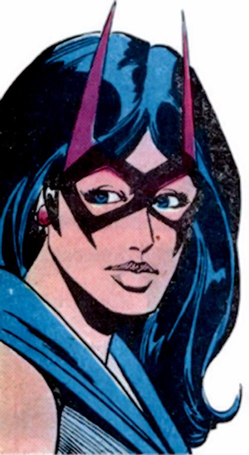 Huntress (Helena Wayne) (Pre-Crisis DC Comics) portrait