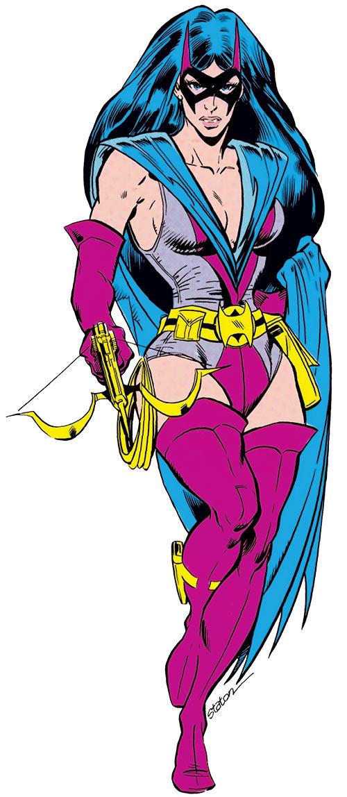 Huntress (Helena Wayne) (Pre-Crisis DC Comics)
