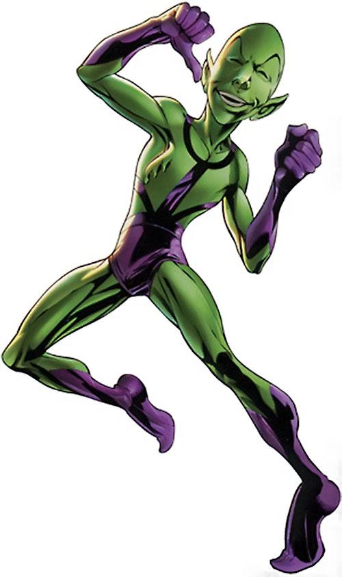 Impossible Man (Fantastic 4 character) (Marvel Comics)