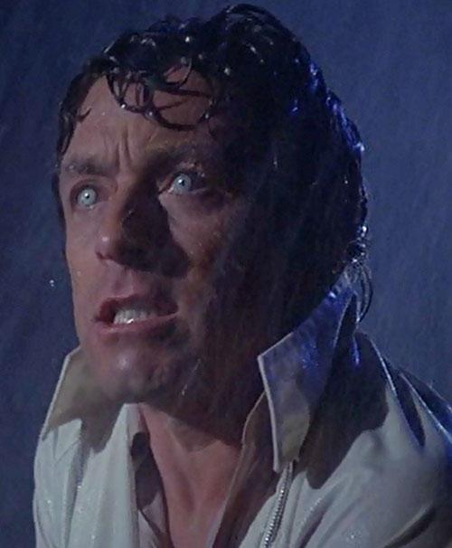 Hulk (Lou Ferrigno / Bill Bixby TV show) - Banner gets angry