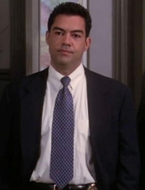 Inspector Rodriguez (Carlos Gomez in Charmed)