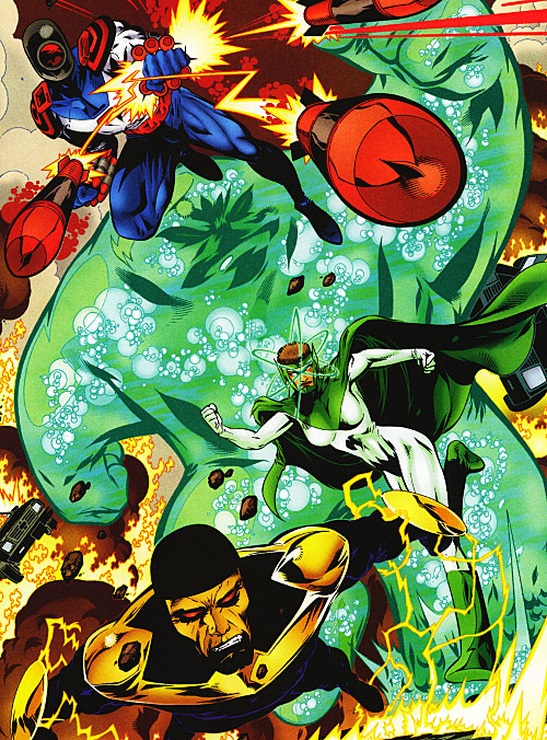 Ultramarines (JLA characters) (DC Comics)