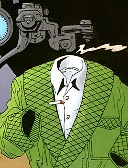 The Invisible Man (League of Extraordinary Gentlemen)