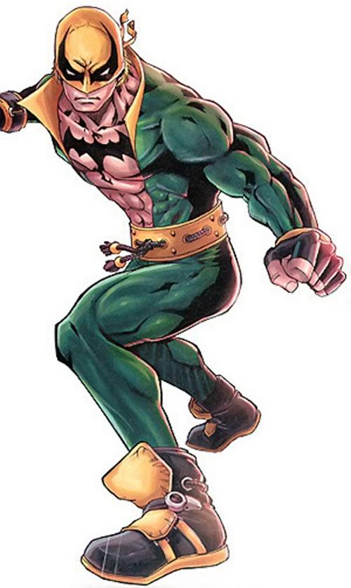 Marvel wiki iron fist