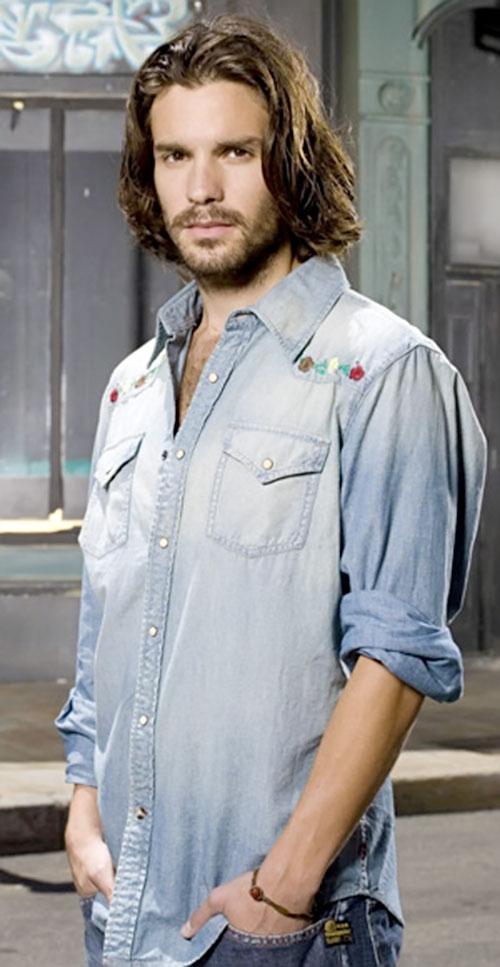 Isaac Mendez (Santiago Cabrera in NBC's Heroes)