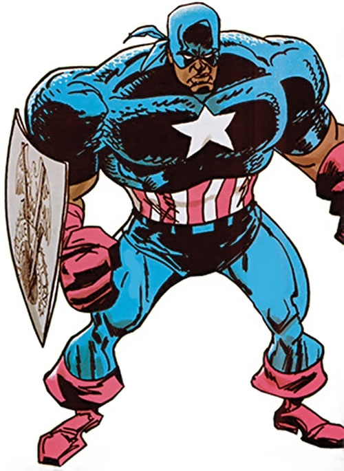 Captain America (Isaiah Bradley) (Marvel Comics Truth)